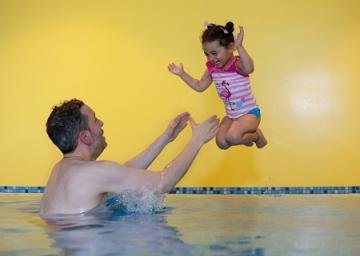 Schwimmkurs