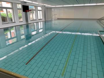 Schwimmbad ZEKA Schwimmschule Graf